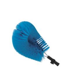 Escova flexível, Suave, Azul