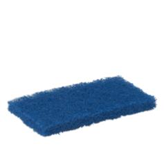 Esfregão, Médio, Azul
