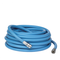 Mangueira de água quente, 15000mm, azul